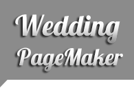 Wedding Page Maker